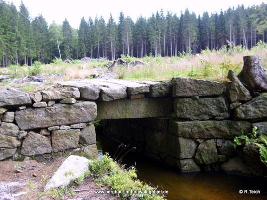 Brücke aus dem Jahre 1800