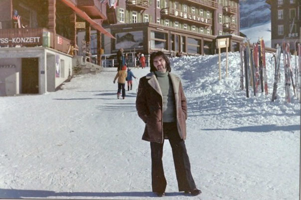 Karl in Grindelwald