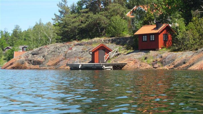 typisches Schwedenbild