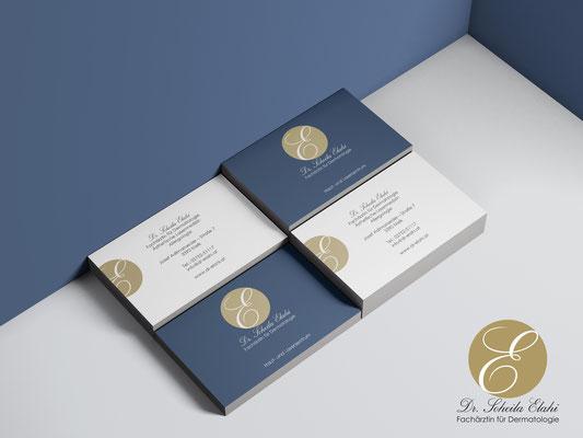 Logodesign - Grafikstudio Raster und Punkt - Dr. Soheila Elahi
