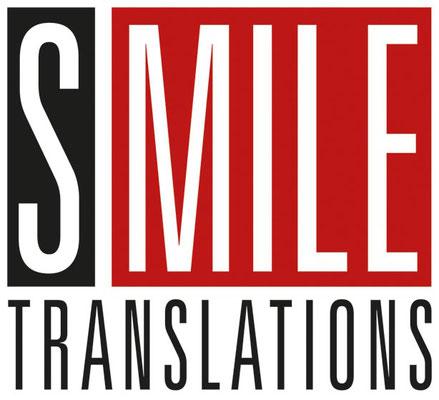 Smile Translations - Grafiker Wien - Inserat - Gestaltung