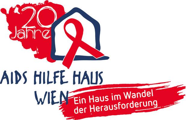 Aids Hilfe Haus Wien - 20 Jahre - Grafikstudio Raster und Punkt - Johannes Loibenböck