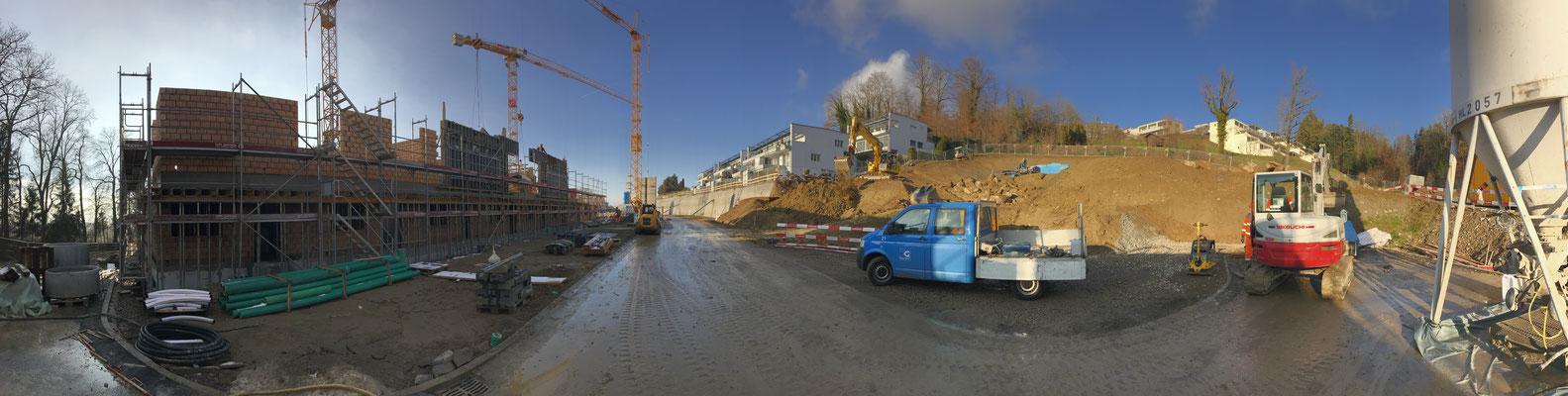 Projekt: Kirschgarten Schenkon ¦ ©Leuenberger Architekten