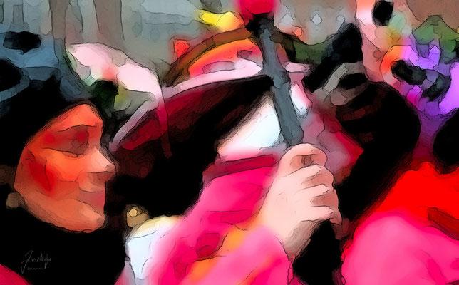 Samba Karneval in Bremen 2008, Motto Delikatessen, Wild Bunch