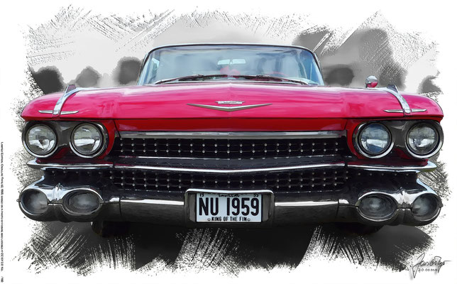 Cadillac Type 62, 1959, based on a photo by sv1ambo who licensed it CC BY 2.0