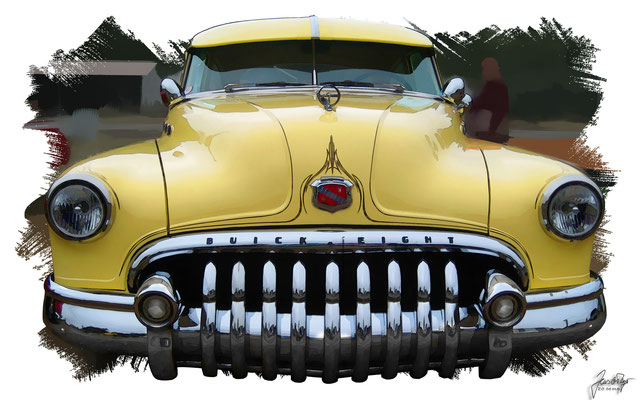 Buick 8, based on a photo by John Lloyd who licensed it CC BY 2.0