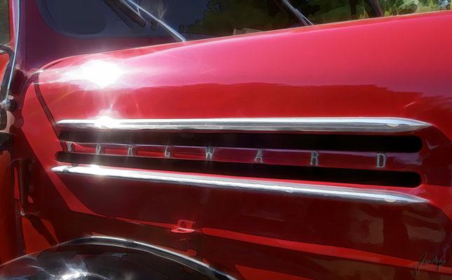 Borgward LKW, Seitenansicht