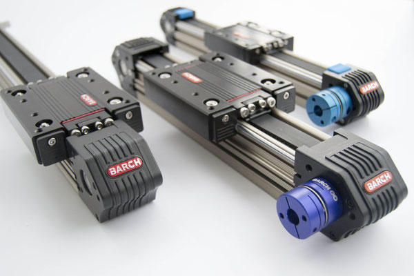 industrial belt driven linear actuators