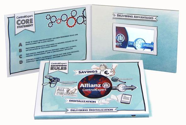 Videocard Allianz