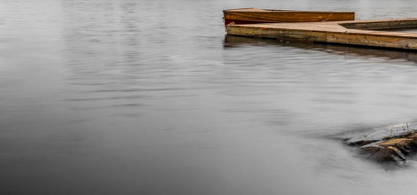 Cedarstrip boat