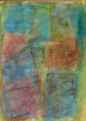 Acryl auf Leinwand 50x70