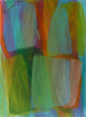 Acryl auf Leinwand 80x110