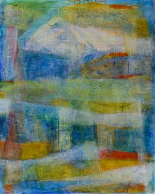 Acryl auf Leinwand 80x100