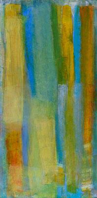 Acryl auf Leinwand 40x80