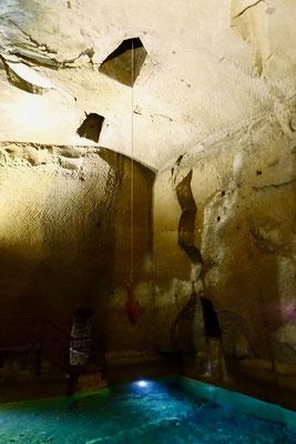 ナポリ・地下貯水槽と井戸