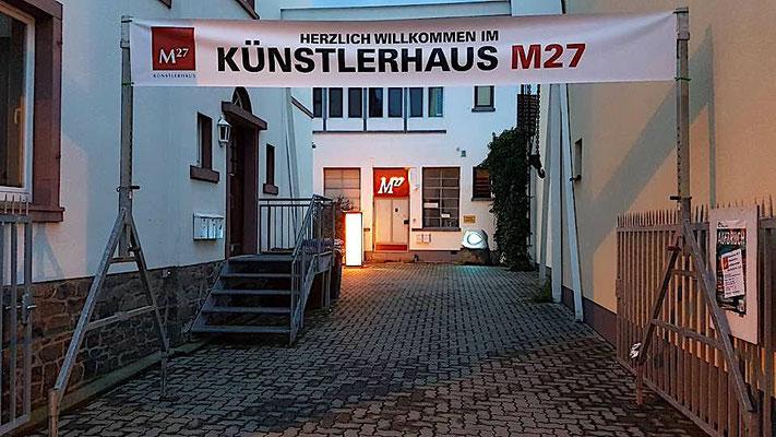 Hofeinfahrt Mittelstraße