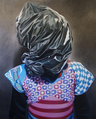 Moment, 240 x 190 cm, Öl auf Leinwand, 2012