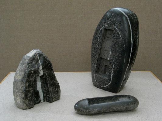 Konglomerate - Granit und Kalkstein, ca 20 x 30 cm, 1999