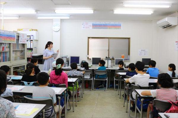 菊名 中学受験国語力養成塾 統一テスト
