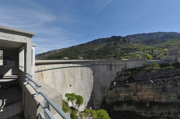 Barrage du Castillon