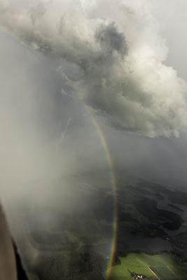 Regenbogenprop