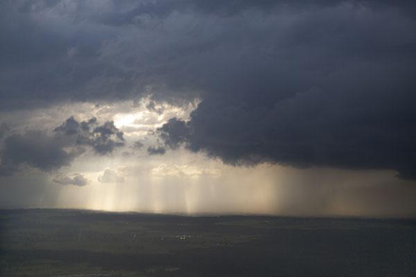 Regenvorhang