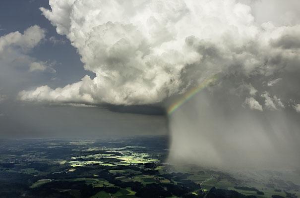 halber Regenbogen