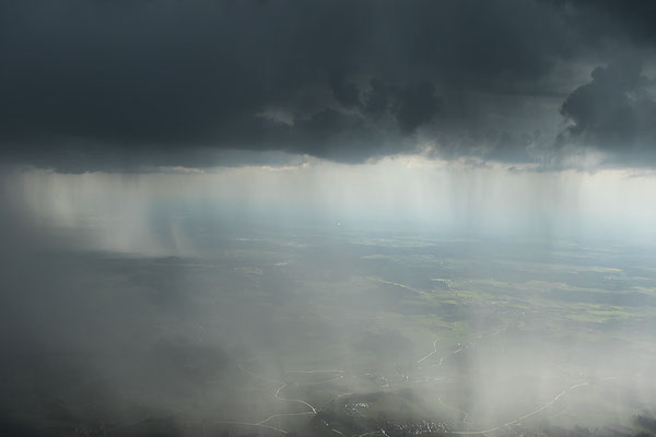Regenschleier