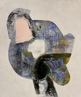circolori (100 x 120 cm - acrylic on linnen - 2020)