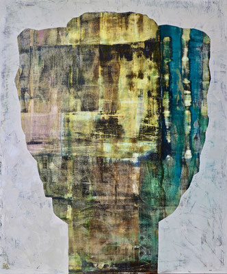 element (100 x 120 cm - acrylic on linnen - 2020)