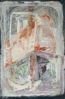 tree of life (80 x 120 cm - acrylic on canvas - 2006)