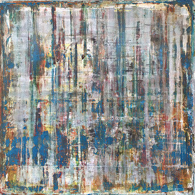 aki (100 x 100 - acrylic on canvas - 2017)