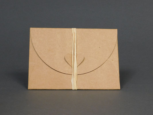 Geschenkkarton von der Rückseite