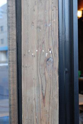 andwood アンドウッド 酸化鉄 フローリング 塗布後