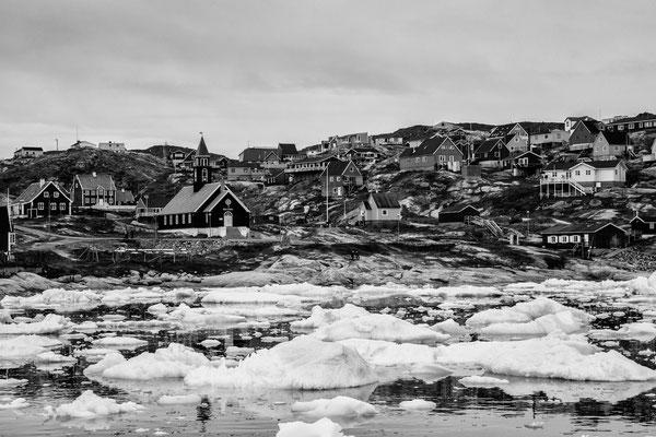 Disko Bay Ilullisat Greenland