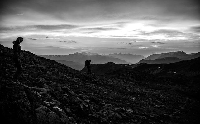 Versailspitze Partenen Austria