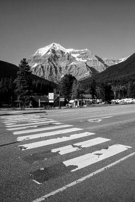Mount Robson Kanada