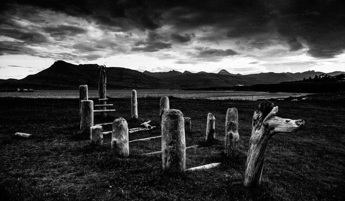 Mystiche Stelen Breidalsvik