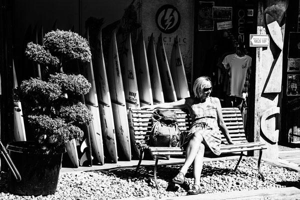 Sigrid Vancouver Island Kanada - Am Surfshop