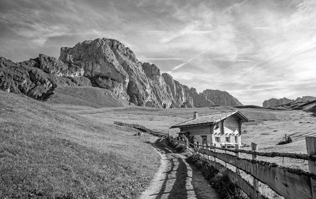 Geisler Spitzen Val Gardena Italy