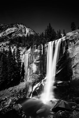 Vernal Fall Yosemite USA