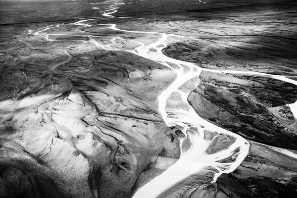 Island - Gletscherauen
