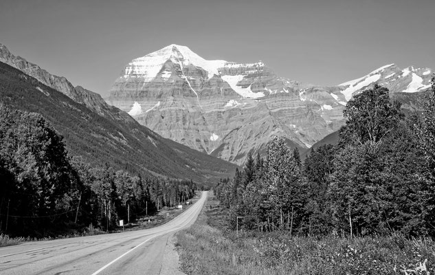 Mount Robson Canada