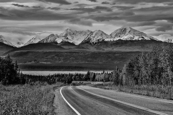 High Alaska Range