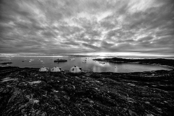 Disko Bay Ilullisat Grönland 2
