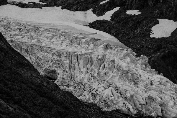 Warm up zum Byron Gletscher - 2
