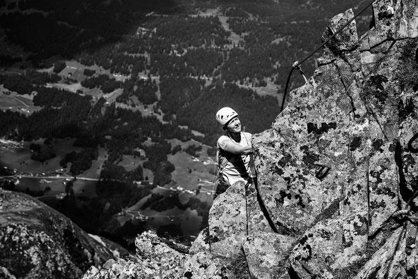 Hochjoch Klettersteig 3