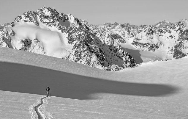 Wildspitze Tirol Austria