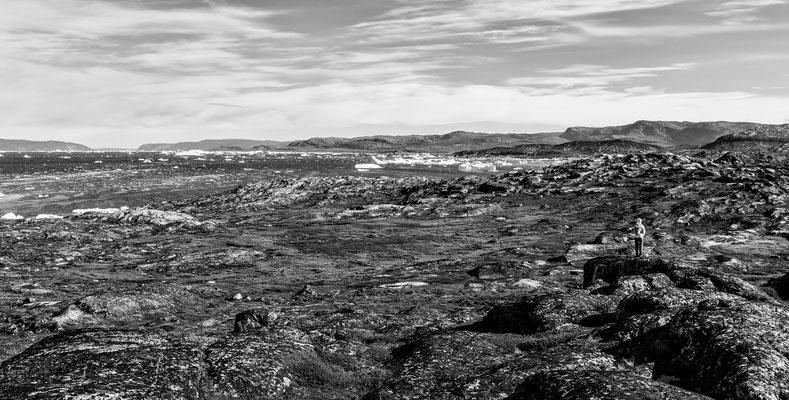 Bei Ilullisat Grönland