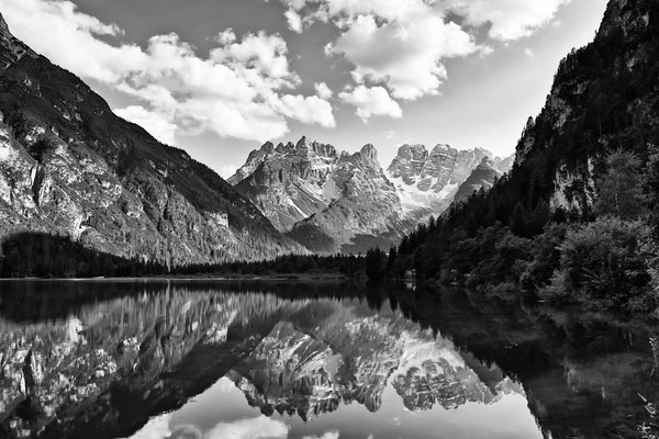 Dürrensee Dolomites Italy